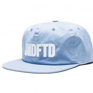 Undftd Strapback – Powder Blue